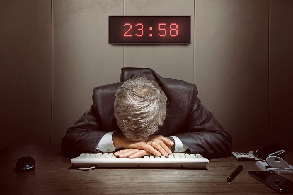 ブラック企業 残業のアイキャッチ画像