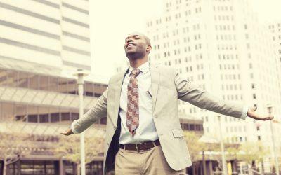 ブラック企業を退職した男性