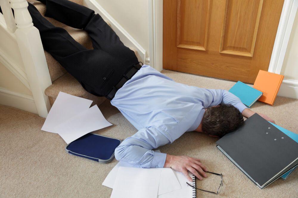 残業200時間は過労死の危険がある
