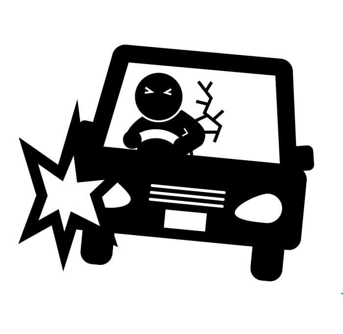交通事故発生時のポイント