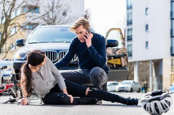 交通事故後遺障害等級を認定された女性