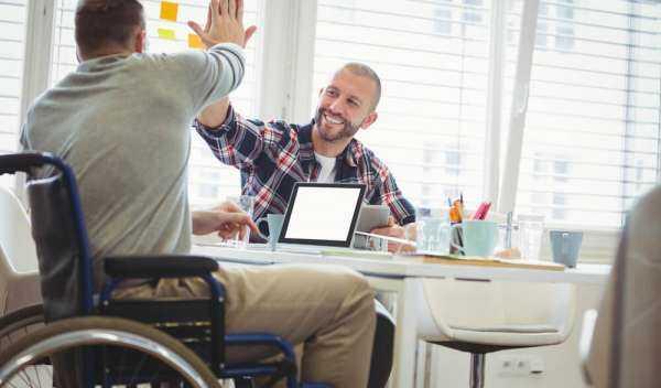 交通事故の後遺障害認定がされた男性